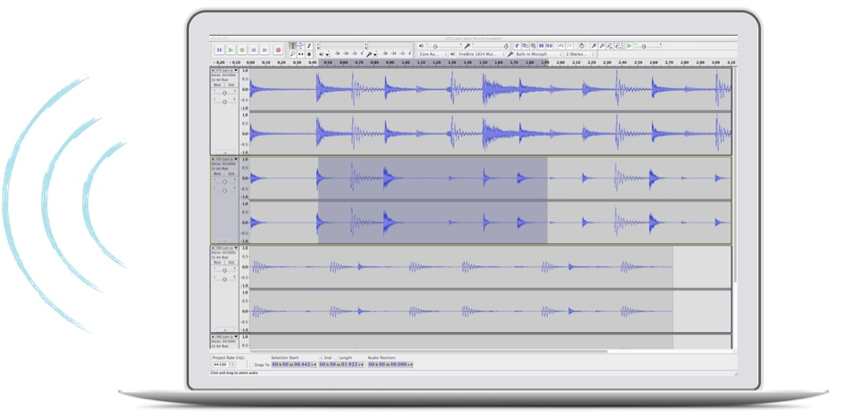 Redigeringsprogram i dator