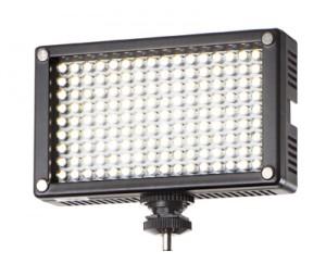 led-belysning för montering på kamera