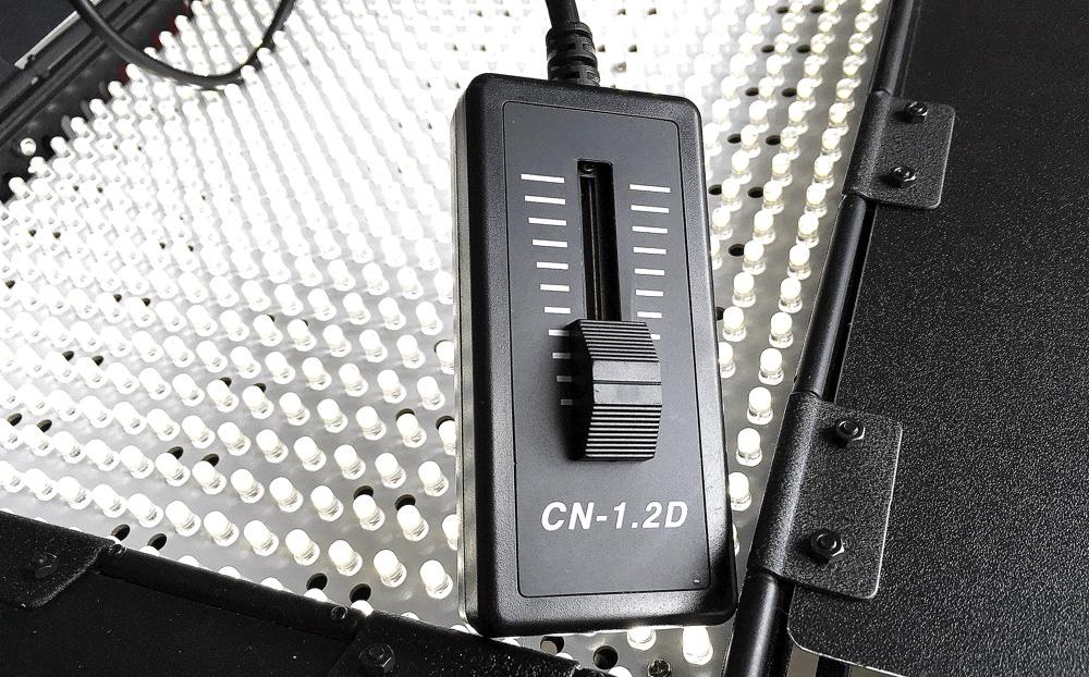 LED-beslysning med varierbar effekt