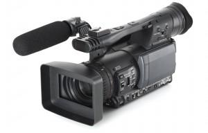 Avancerad videokamera